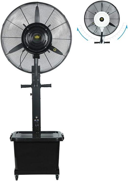 Ventilador Nebulizador Spray Horn Fan Ventilador de nebulización ...