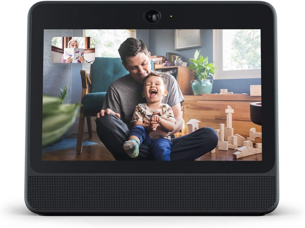 [facebook][Portal from Facebook. Smart, Hands-Free Video Calling with Alexa Built-in](並行輸入品)