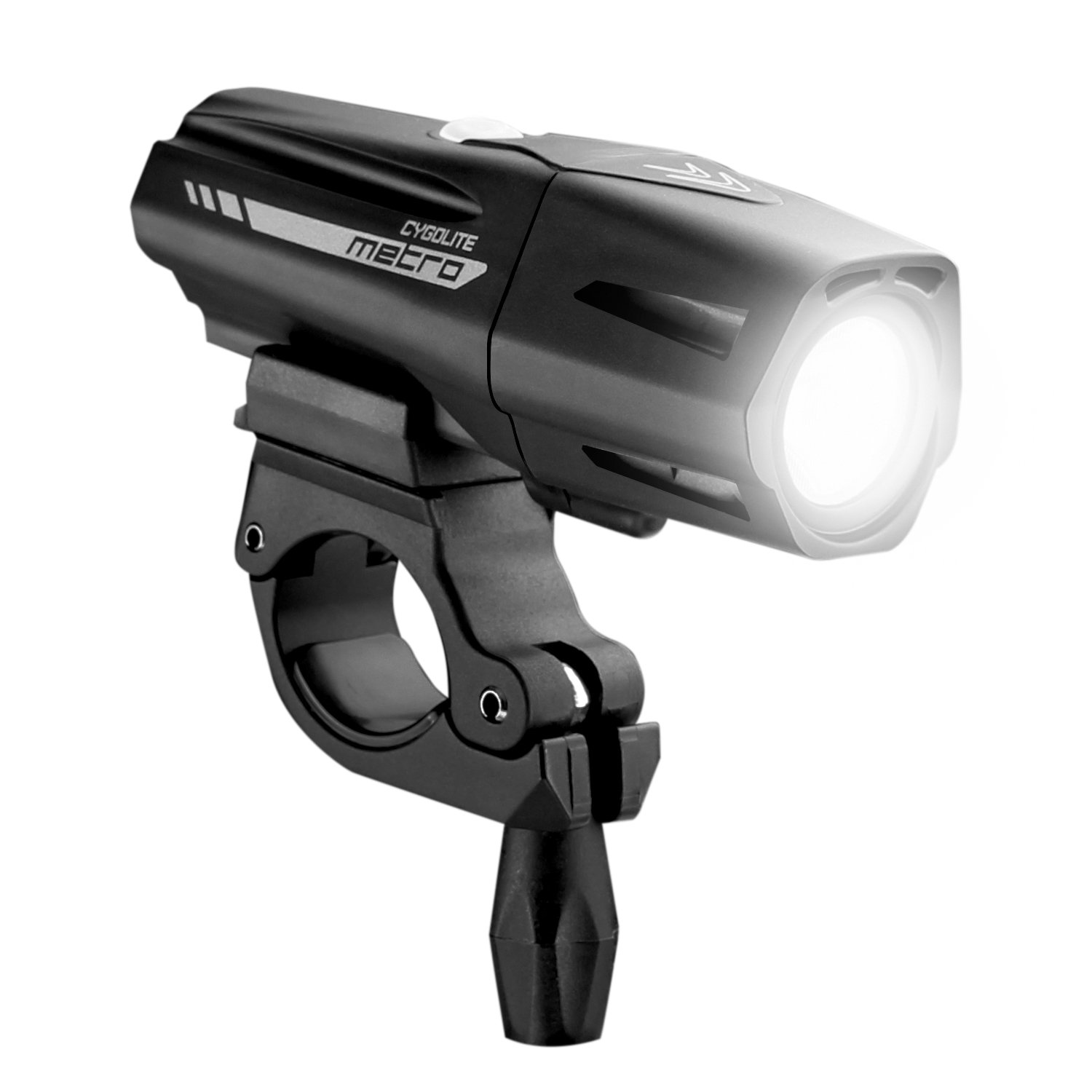 Cygolite MTR-650-USB Metro Plus Rechargeable Bike Headlight
