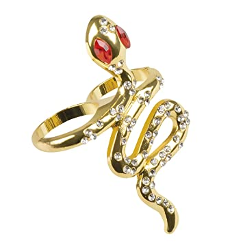 Boland 64411 Anillo Snake of The Nile, Disfraz, One Size