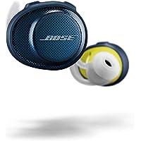 Bose SoundSport Free Wireless In-Ear Headphones Navy/Citron