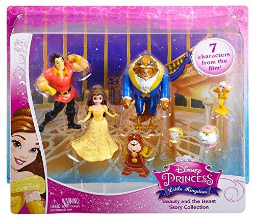 Disney Princess Little Kingdom Beauty And The Beast 7