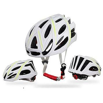 Casco de ciclismo para bicicleta de carretera bicicleta casco de seguridad 25 rejilla especializada para protección