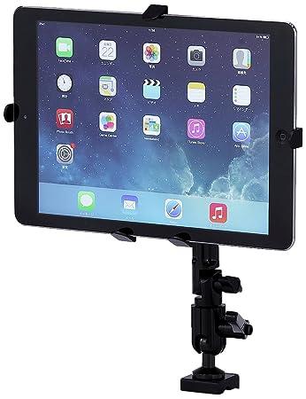 (サンワサプライ) 取付 アームモニタ SANWA SUPPLY 簡単 【送料無料】 固定 モニタアーム ipad 安全 角度調節 アーム CR-LATAB23アクセサリ タブレットアーム フレキシブル クランプ式 モニターアーム タブレット 11〜13インチ対応iPad・タブレット用アーム