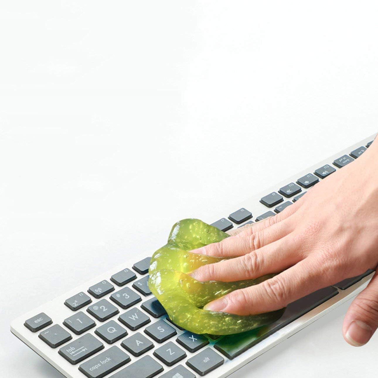 Ba30DEllylelly Limpieza de teclado Polvo de arcilla suave ...