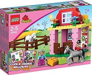 LEGO DUPLO 10500 -  Granja: Establo