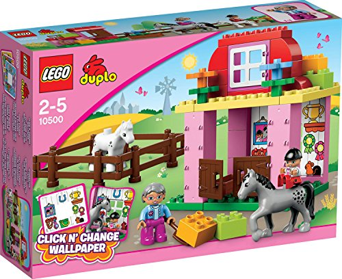 LEGO DUPLO Horse Stable