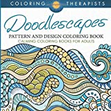 Doodlescapes Pattern And Design Coloring Book