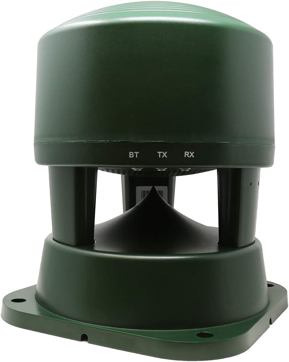 """TIC B503 8"""" Outdoor Wireless Omnidirectional In-Ground Bluetooth 5 Speaker (Connect to 100+ Speakers)"""