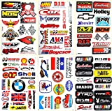 Cars Nos Hoosier Holley BMW Mopar Texaco Drag Racing Lot 6 vinyl decals stickers D6023