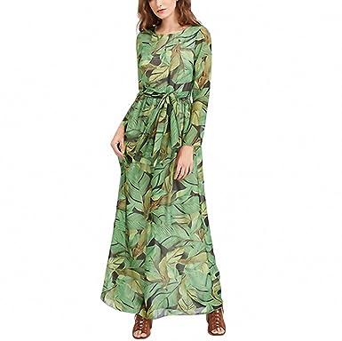 Elegant Maxi Beach Dresses