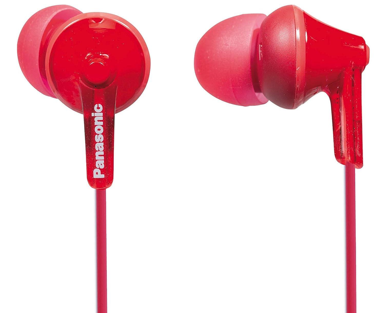 Panasonic RP-HJE125-V Stereo In Ear Canal Bud Ergofit Headphones RPHJE125 Violet