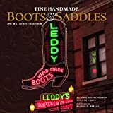 Fine Handmade Boots and Saddles, Wilson Franklin and John DeMers, 1939055504
