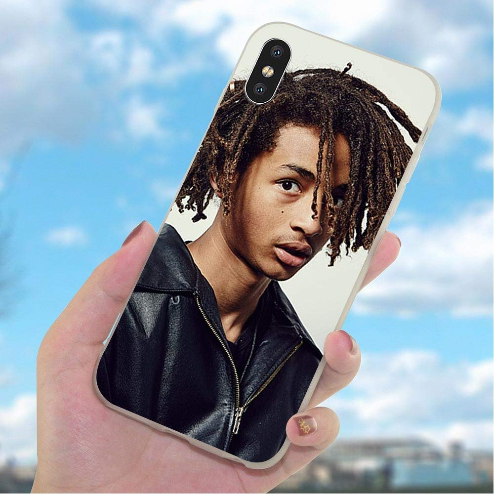 Hoodie Case- 33045864820 Super Never Kai Enders Inspired by jaden smith Phone Case Compatible With Iphone 7 XR 6s Plus 6 X 8 9 Cases XS Max Clear Iphones Cases High Quality TPU