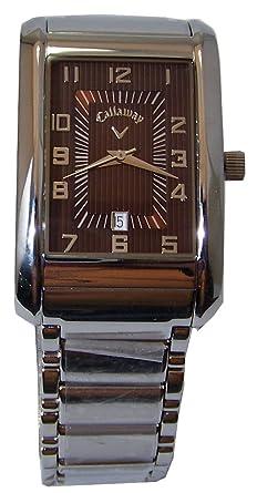 Amazon.com: Callaway Golf hombre colección reloj # cy2096 ...