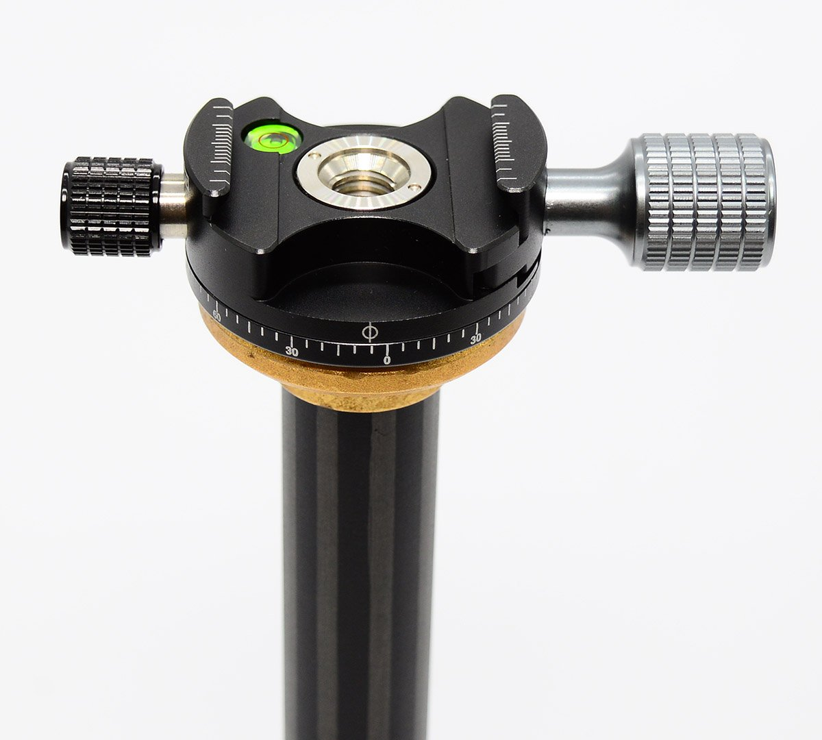 carga m/áxima: 8KG E1-ballhaed Peso neto solamente 170G Koolehaoda Mini cabeza de tr/ípode E1 Cabeza de bola Con placa de liberaci/ón r/ápida