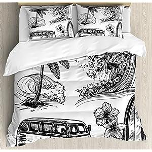 61fzehrVwEL._SS300_ Surf Bedding Sets & Surf Comforter Sets