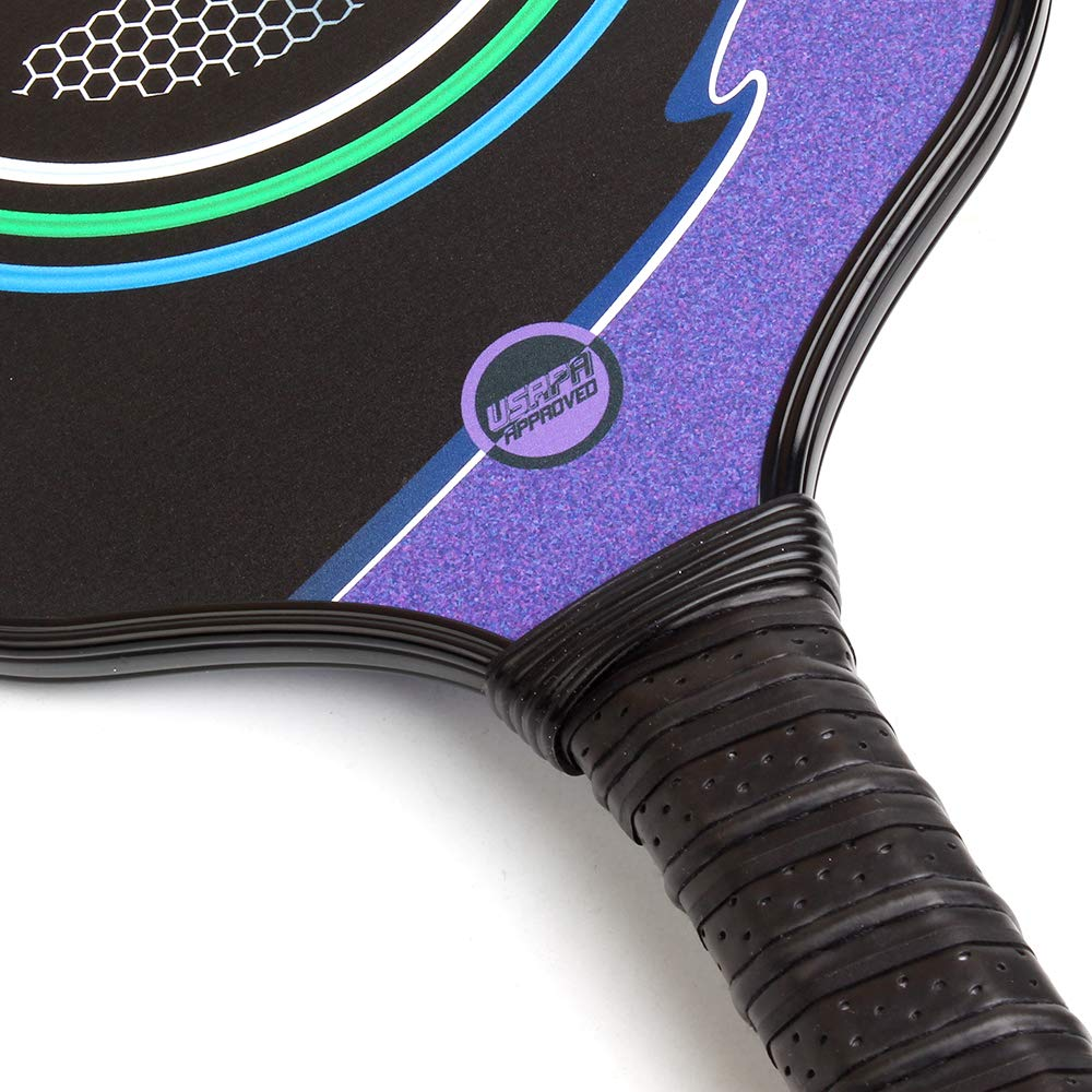 Amazon.com: Tubo hacia abajo Pickleball | Grafito Pickleball ...