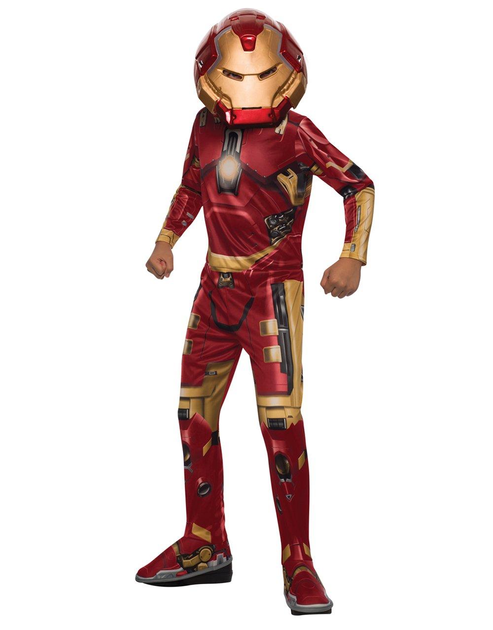 NewDeluxe Incredible Hulk Age 3-8 Boys Fancy Dress Kids Marvel Avengers Costume