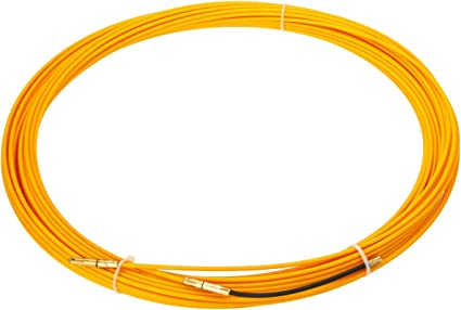Ants-Store - New 30M/3mm Fiberglass Electrician Conduit Ducting Cable Push Pullers Duct Snake Rodder Fish Tape Wire - - Amazon.com