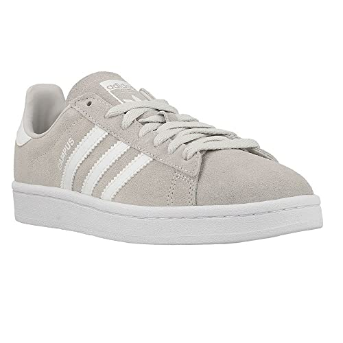 new concept 9a1e0 81e07 Adidas - Campus J - BY9576 - El Color  Grises - Talla  38.6  Amazon.es   Zapatos y complementos