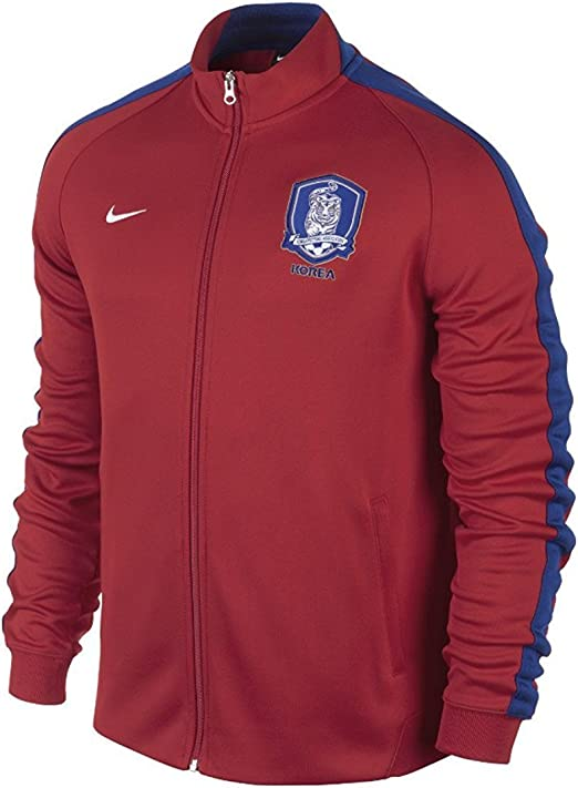 : South Korea Authentic N98 Track Jacket (Red