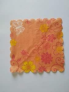 Two-Layer Napkin Size 14 cm X 14 cm 1 pcs. Style 1 …