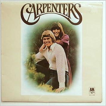 carpenters 45 rpm merry christmas darling mr gruder