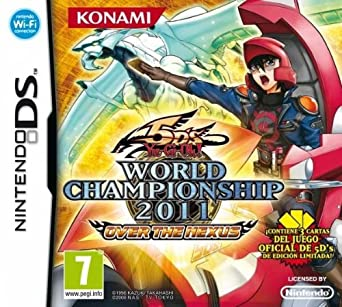 Amazon.com: Yu-gi-oh! 5ds World Championship 2011 Over the ...