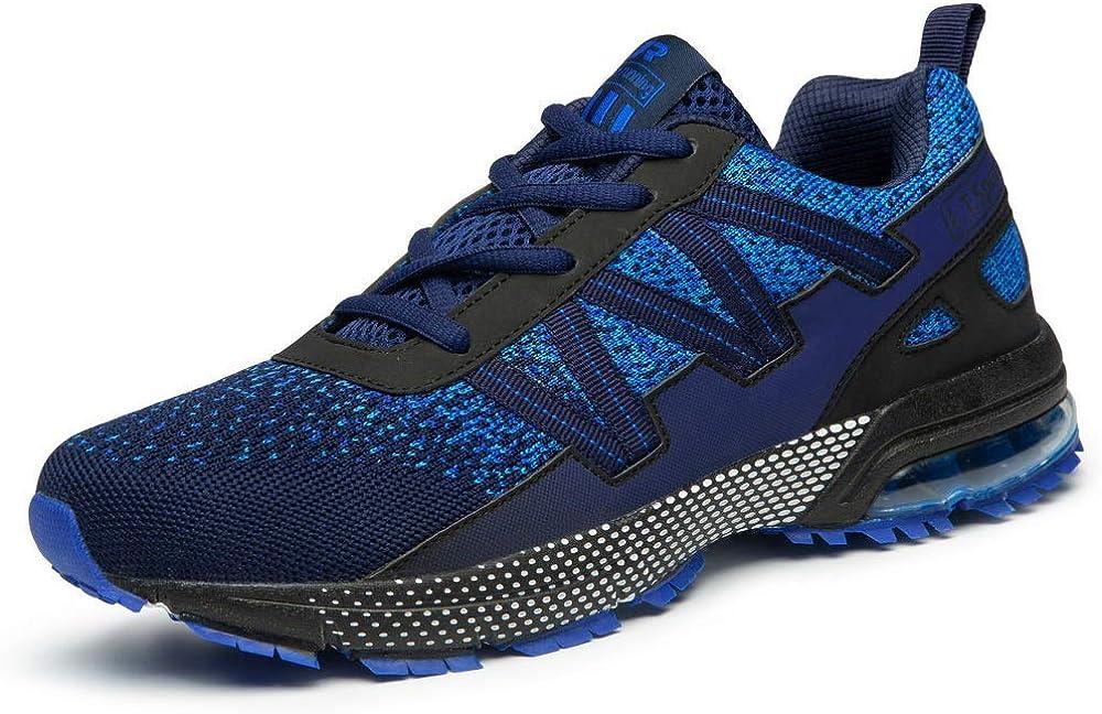 Straßenlaufschuhe Herren Damen Laufschuhe Fitness Turnschuhe Sneakers Air Sportschuhe Running Shoes: Amazon.de: Schuhe & Handtaschen - Laufschuhe Herren Test