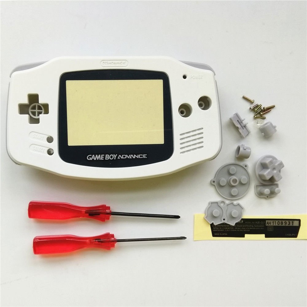 Gameboy Advance GBA - Carcasa para Gameboy Advance (Incluye ...
