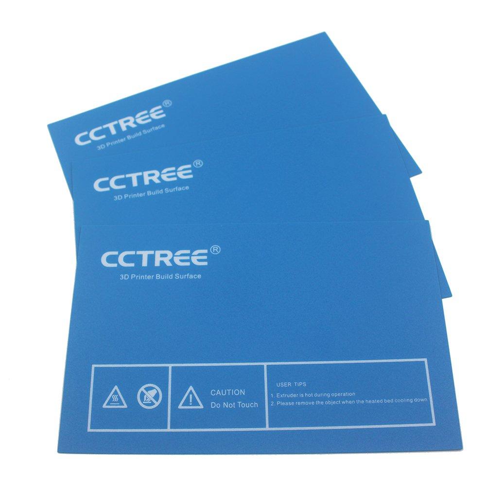 CCTREE - Superficie de impresión para impresora 3D Ender-3, Ender ...