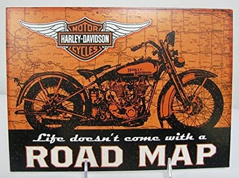 Amazon.com: Hallmark – Tarjeta de Harley Davidson Collection ...