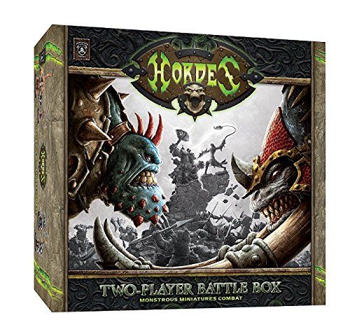 Privateer Press Hordes: Two Player Battle Box - Box Two Battle Player