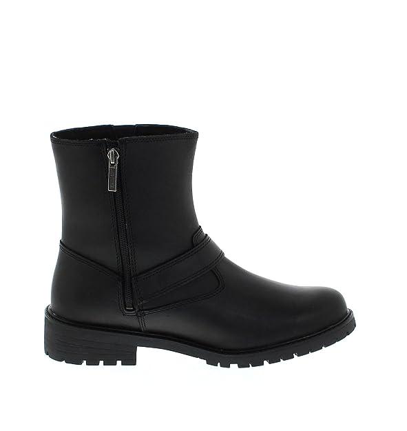 Harley-Davidson - Harley davidsonpaxton - Botines Camperos - Black: Amazon.es: Zapatos y complementos