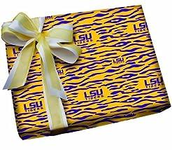 Osborne & Miller LSU Tiger Stripe Gift W...