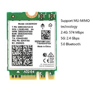 Amazon com: DecoForU Wireless Intel Dual Band Network Card
