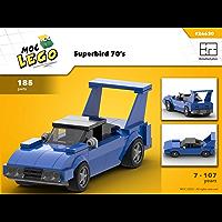 Superbird (Instruction Only): MOC LEGO