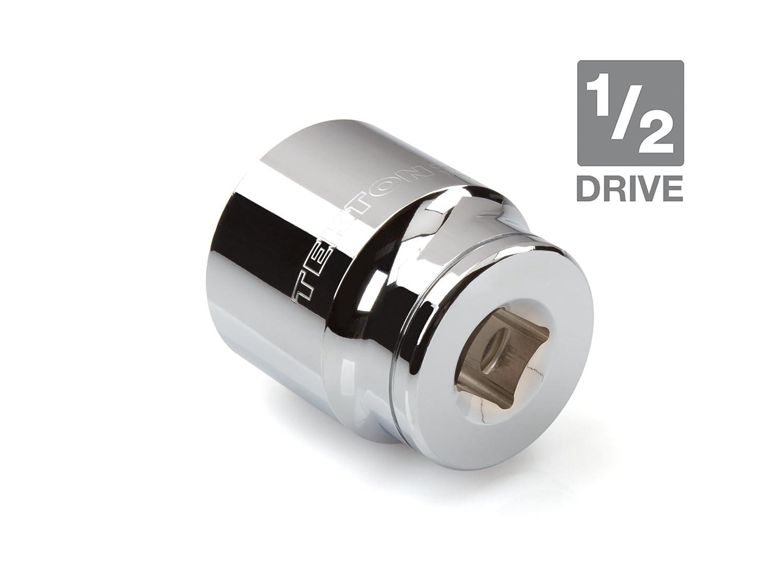 12-Point TEKTON 14160 3//8-Inch Drive by 3//4-Inch Shallow Socket Cr-V