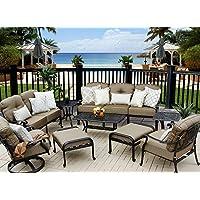 Phenomenal Sale Heritage Outdoor Living Cast Aluminum Elisabeth Outdoor Cjindustries Chair Design For Home Cjindustriesco