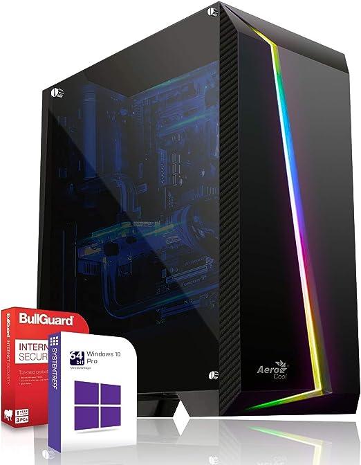 AMD Ryzen 7 3700X Gaming-PC unter 1500 Euro