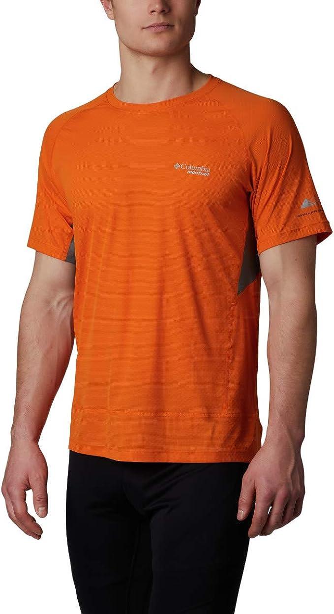 Columbia 哥伦比亚 Titan Ultra II 凉爽速干 男式运动T恤 1.8折$9.69 海淘转运到手约¥83