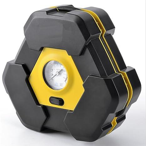 LPY-Bomba del compresor de aire del coche eléctrico del inflador 12V 120W del neumático