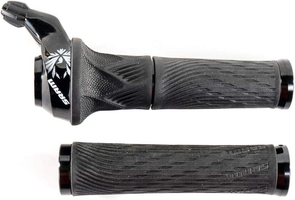 SRAM - Palanca de Cambios Derecha GX Eagle, Sistema «Grip Shift», 12 velocidades, Color Negro, 2018