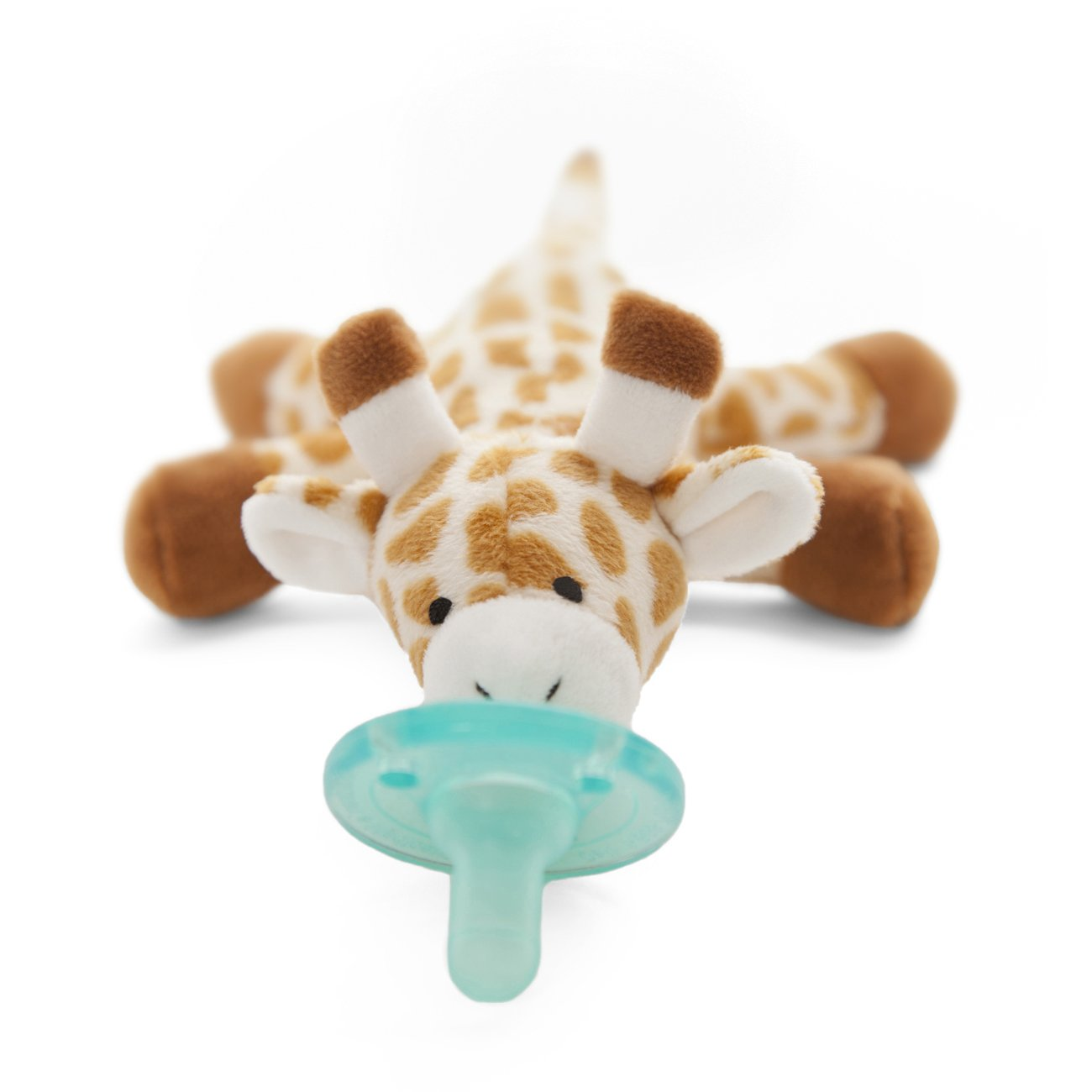WubbaNub Infant Pacifier - Giraffe by WubbaNub (Image #3)