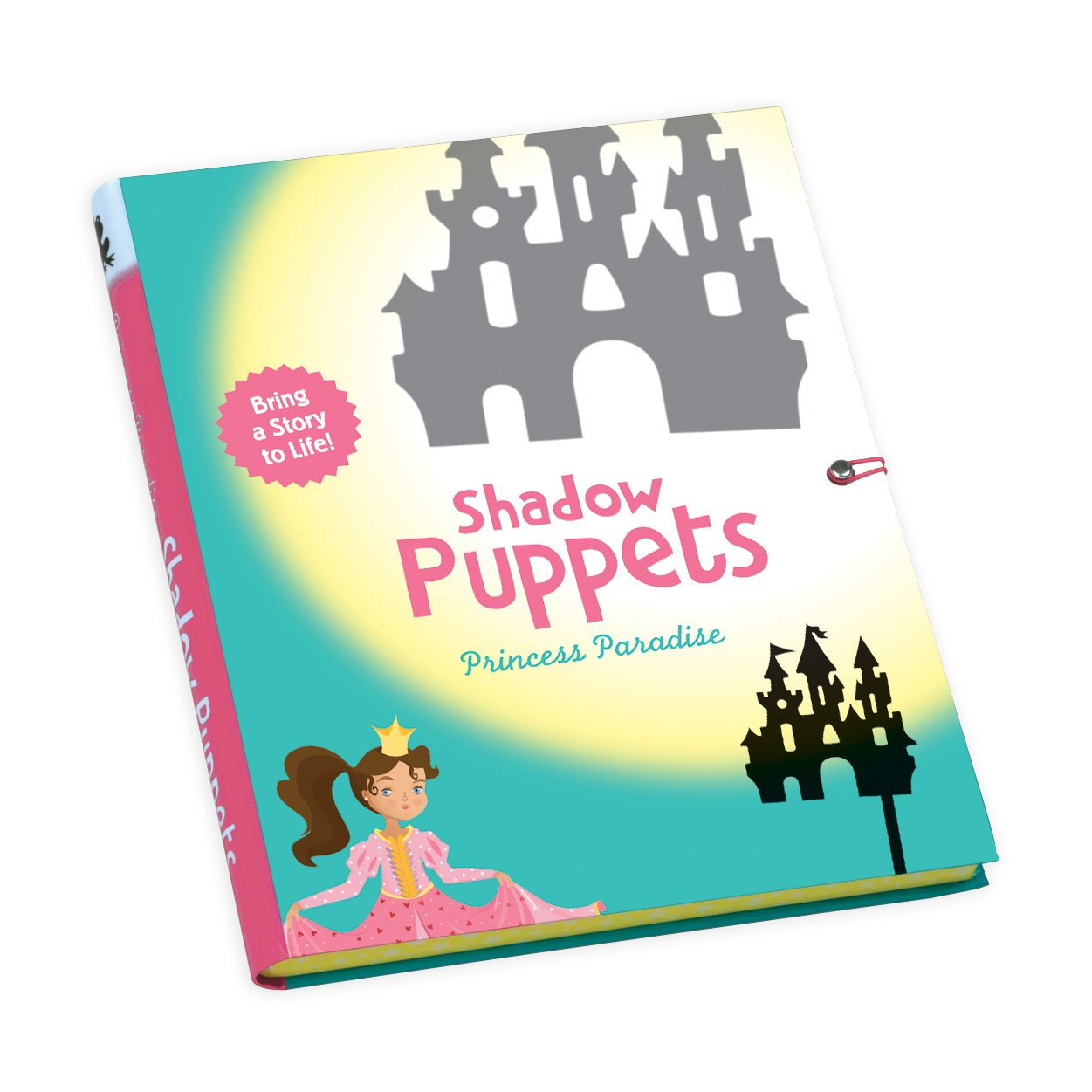 Princess Paradise Shadow Puppets Mudpuppy 9780735339217