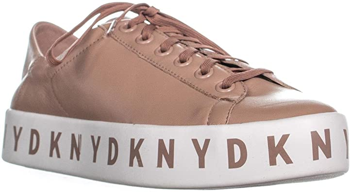 DKNY Banson Lace up Platform Sneakers