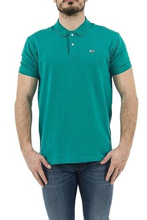 Polo Tommy Hilfiger Classics Solid Green XL: Amazon.es: Ropa y ...