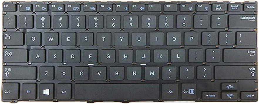 Gazechimp Teclado de Laptop Keyboard Teclado de Repuesto ...