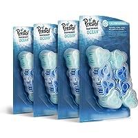 Amazon-merk: Presto! Toiletsteen Ocean, 5-in-1, 8-pack (4 verpakkingen van elk 2 stuks)